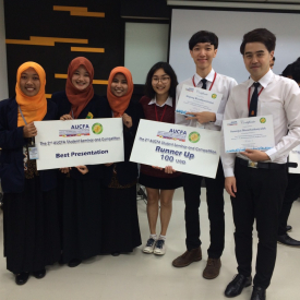 Student product innovation contest